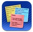 付箋メモアプリ 『abc Notes』iPhoneアプリ